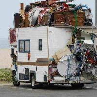 Overloaded camper Camper INFINITY App
