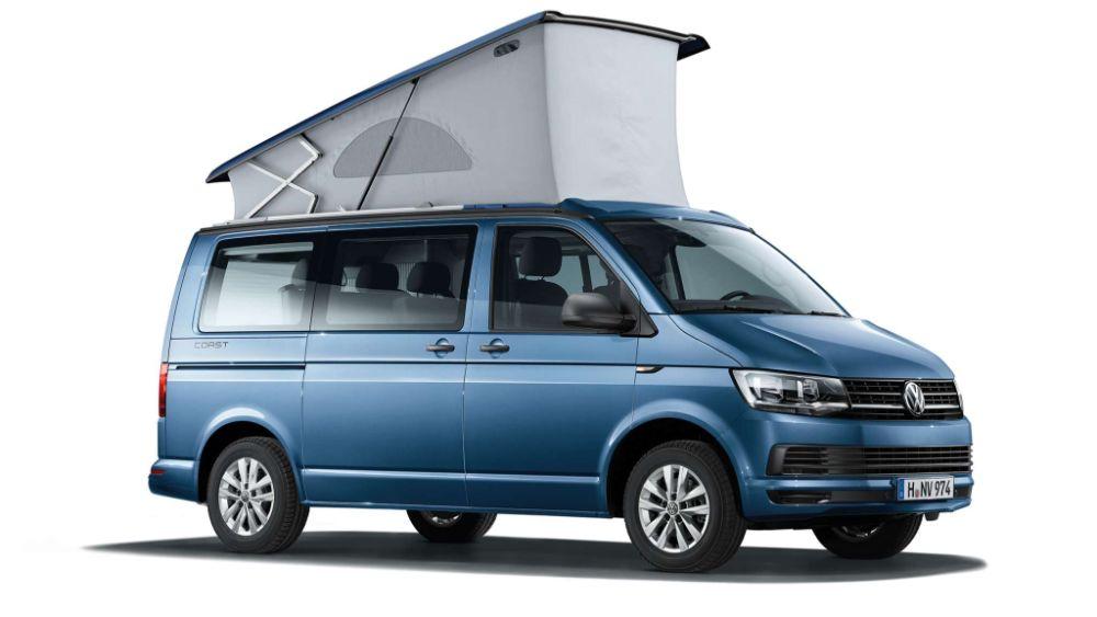 Volkswagen T6 camper